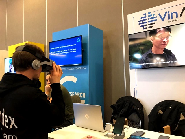 VinAI công bố nghiên cứu khoa học tại Hội nghị số 1 trên thế giới về trí tuệ nhân tạo NeurIPS 2019 - Ảnh 5.