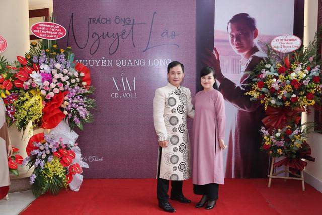 Khán giả thích thú với album xẩm 'Trách ông Nguyệt Lão' của Nguyễn Quang Long - Ảnh 2.
