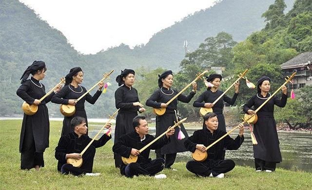 Thực hành Then của người Tày, Nùng, Thái ở Việt Nam được UNESCO ghi danh vào Danh sách Di sản văn hóa phi vật thể đại diện của nhân loại - Ảnh 3.
