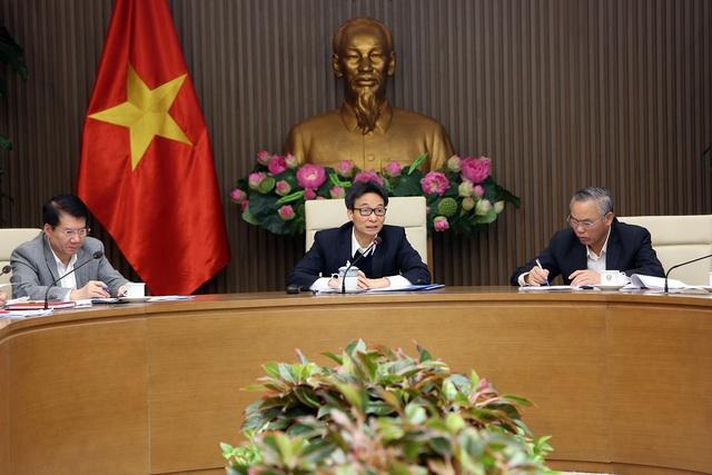 Phó Thủ tướng Vũ Đức Đam: Tập trung đánh giá hiện trạng nhập lậu thực phẩm vào Việt Nam - Ảnh 1.