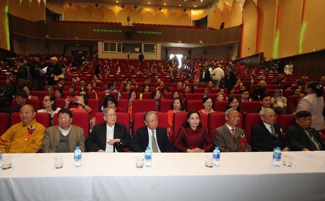Hội Di sản Văn hóa Việt Nam đón nhận Bằng khen của Thủ tướng Chính phủ  - Ảnh 2.