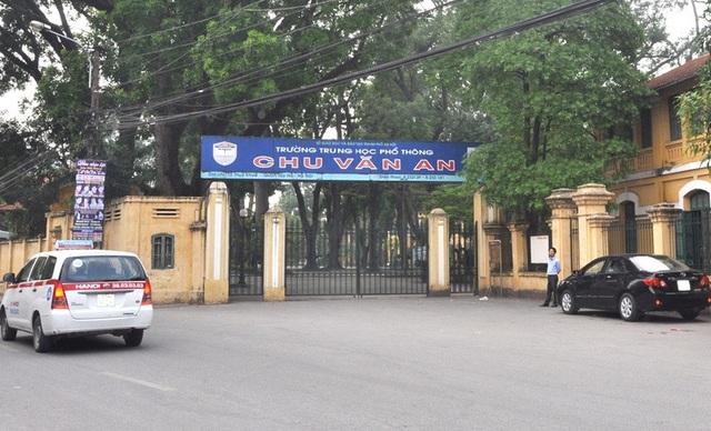 Học sinh THPT lưu ý việc chuyển trường và tuyển sinh vào các trường chuyên tại Hà Nội khi kết thúc học kỳ I - Ảnh 1.