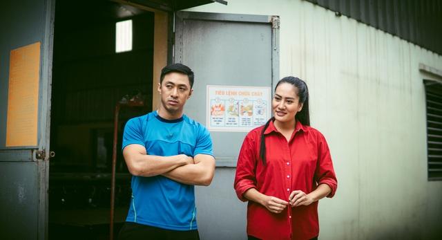 """Diễn viên Minh Cúc: hạnh phúc vì được làm """"người tốt"""" - Ảnh 2."""