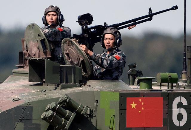 Sức mạnh quân sự Trung Quốc đang ở đâu? - Ảnh 1.