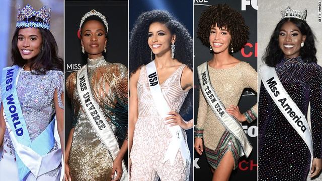 Sau Miss World 2019, nhìn lại cuộc cách mạng trong thế giới hoa hậu - Ảnh 1.