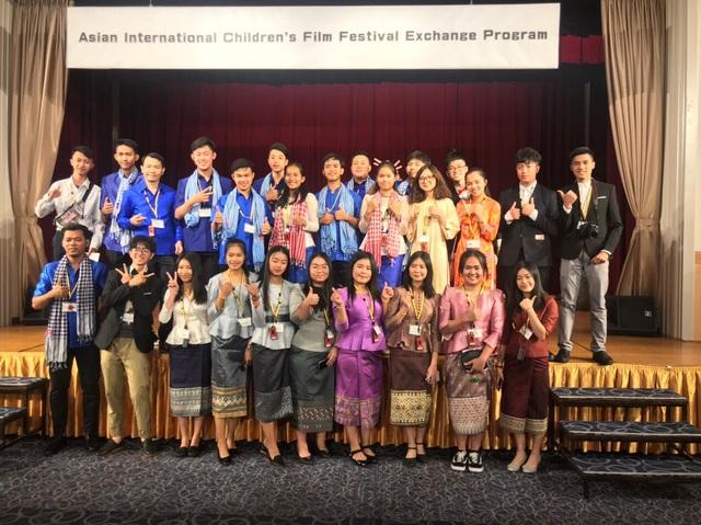 Bộ trưởng Nhật Bản khen ngợi bộ phim giành giải xuất sắc của học sinh trường Việt Đức, Hà Nội - Ảnh 2.