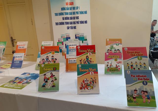 Tận mục sở thị bộ SGK lớp 1 Cánh Diều được sử dụng trong chương trình giáo dục phổ thông mới - Ảnh 1.