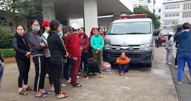Chuyên gia Bệnh viện TW Huế, trường Đại học Y khoa Huế tham gia hội đồng kiểm tra làm rõ nguyên nhân cái chết sản phụ Lê Thị Nga - Ảnh 1.