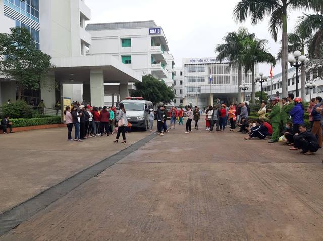 Chuyên gia Bệnh viện TW Huế, trường Đại học Y khoa Huế tham gia hội đồng kiểm tra làm rõ nguyên nhân cái chết sản phụ Lê Thị Nga - Ảnh 2.