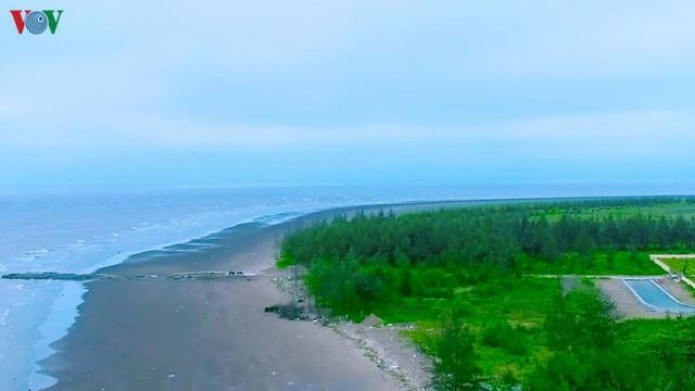 Ninh Bình sẽ khai thác du lịch biển tại Kim Sơn - Ảnh 1.