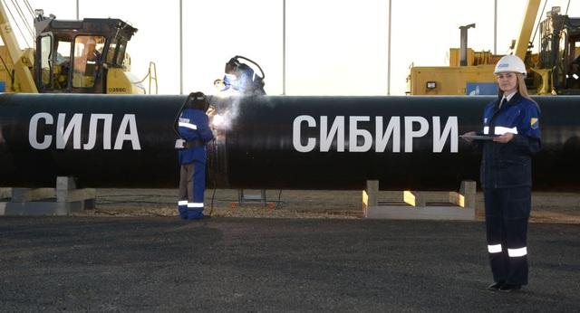 """5 lợi thế khủng từ đường ống khí đốt """"siêu phẩm"""" kết nối Nga-Trung sắp hoạt động - Ảnh 1."""