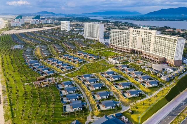Cận cảnh khu nghỉ dưỡng 5 sao đẳng cấp tại Cam Ranh - Ảnh 1.