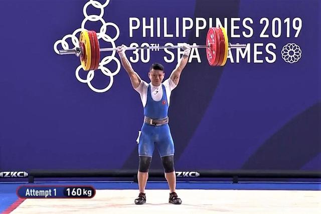 Ngày thi đấu chính thức thứ 2 SEA Games 30: Thạch Kim Tuấn rinh bạc, Arnis thua đau - Ảnh 1.