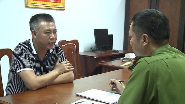 Chủ khách sạn Bavico Nha Trang bị bắt khi đang trốn nã tại Huế - Ảnh 1.