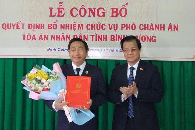 Tòa án nhân dân tối cao, Bộ Quốc phòng bổ nhiệm nhân sự mới - Ảnh 1.