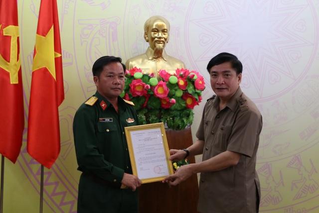 Nhân sự mới tại các tỉnh Đắk Lắk, Hải Phòng, Quảng Nam, Hưng Yên - Ảnh 1.