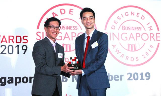 Vinamilk nhận giải thưởng doanh nghiệp xuất khẩu của châu Á 2019 - Ảnh 1.