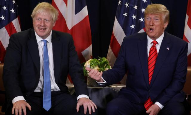 """Đến London """"ăn mừng"""" cùng NATO nhưng Tổng thống Trump sẽ phải """"nín nhịn"""" không làm điều này - Ảnh 1."""