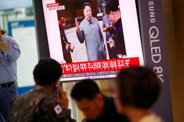 """Làn ranh đỏ khiến """"món quà Giáng sinh"""" của Triều Tiên không thể là tên lửa? - Ảnh 1."""