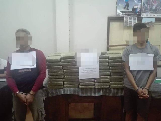 Quảng Trị: Liên tiếp bắt giữ số lượng lớn ma túy vận chuyển qua biên giới - Ảnh 1.
