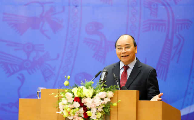 """Thủ tướng Nguyễn Xuân Phúc: """"Hình ảnh lá cờ đỏ sao vàng được kéo lên tại SEA Games đã mang lại một niềm xúc động, cảm xúc mạnh mẽ"""" - Ảnh 5."""
