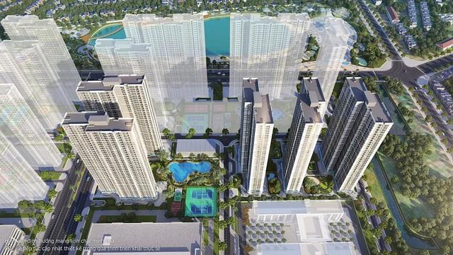 Vinhomes Smart City ra mắt phân khu cao cấp Ruby – không gian sống đẳng cấp  phía Tây Hà Nội - Ảnh 1.