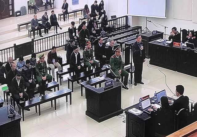 Được nói lời sau cùng, cựu Bộ trưởng Nguyễn Bắc Son gửi lời xin lỗi Tổng Bí thư Nguyễn Phú Trọng - Ảnh 1.