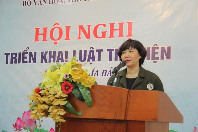 Hội nghị triển khai Luật Thư viện khu vực phía Bắc - Ảnh 4.