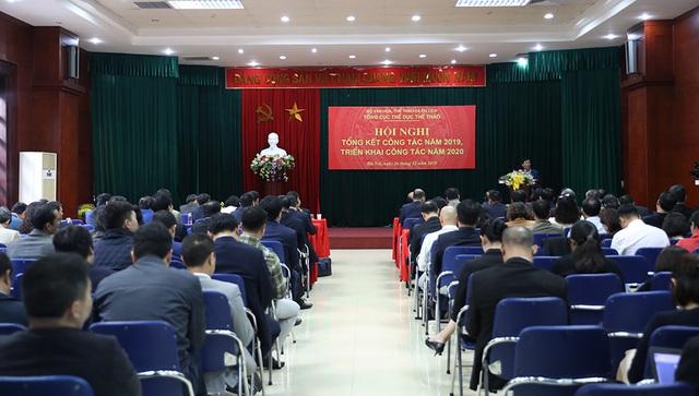 """Bộ trưởng Nguyễn Ngọc Thiện: """"Người tài không thiếu, vấn đề là chúng ta tìm họ như thế nào thôi"""" - Ảnh 4."""