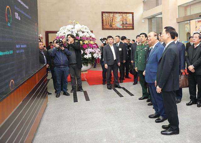 Hình ảnh Thủ tướng Nguyễn Xuân Phúc dự Hội nghị tổng kết ngành Thông tin và Truyền thông - Ảnh 2.
