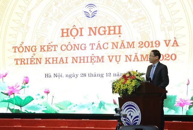 Hình ảnh Thủ tướng Nguyễn Xuân Phúc dự Hội nghị tổng kết ngành Thông tin và Truyền thông - Ảnh 5.