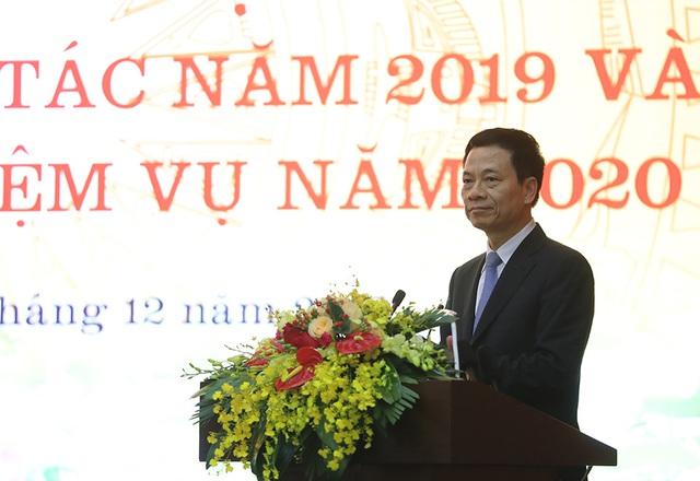 Hình ảnh Thủ tướng Nguyễn Xuân Phúc dự Hội nghị tổng kết ngành Thông tin và Truyền thông - Ảnh 7.