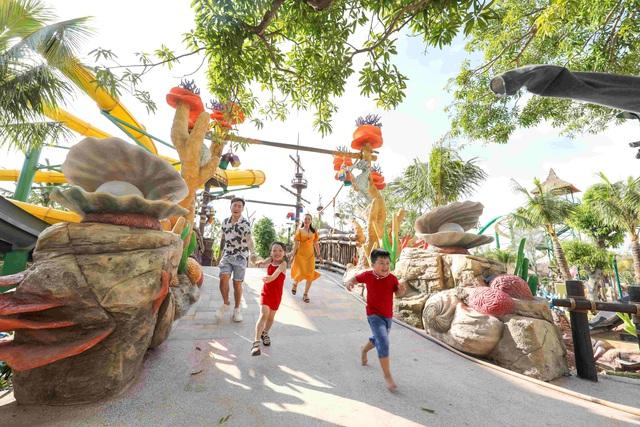 Sun Group chính thức ra mắt công viên nước quy mô 8ha tại Hòn Thơm, Nam Phú Quốc (CHỊ ĐẨY CHO EM BÀI NÀY VỚI Ạ) - Ảnh 2.