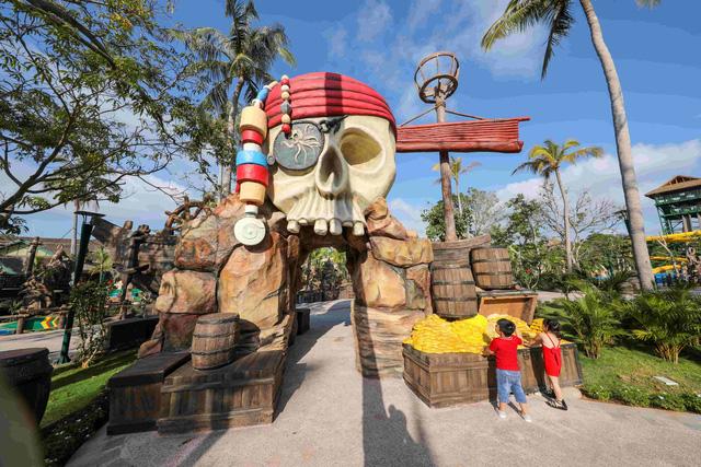 Sun Group chính thức ra mắt công viên nước quy mô 8ha tại Hòn Thơm, Nam Phú Quốc (CHỊ ĐẨY CHO EM BÀI NÀY VỚI Ạ) - Ảnh 3.