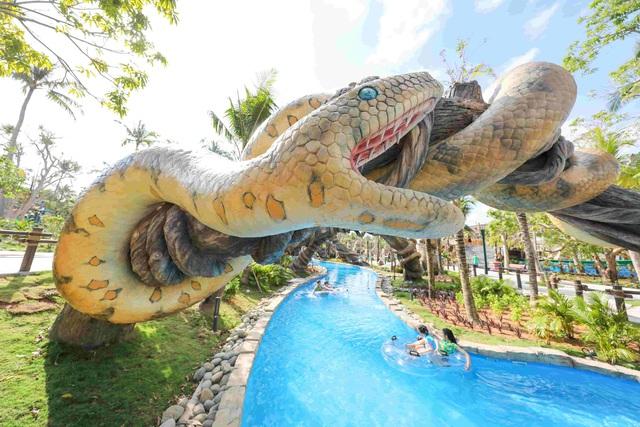 Sun Group chính thức ra mắt công viên nước quy mô 8ha tại Hòn Thơm, Nam Phú Quốc (CHỊ ĐẨY CHO EM BÀI NÀY VỚI Ạ) - Ảnh 7.