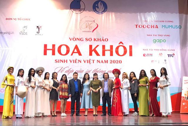 """135 thí sinh lọt bán kết """"Hoa khôi Sinh viên Việt Nam"""" 2020 - Ảnh 1."""