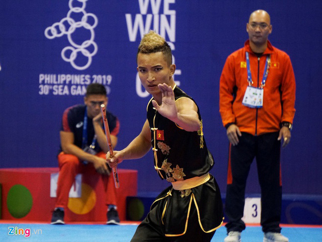 Ngày thi đấu chính thức thứ 3 SEA Games 30: Arnis rinh vàng, Việt Nam gia tăng khoảng cách với các đoàn thể thao - Ảnh 1.