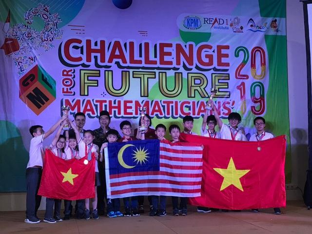 Đoàn Việt Nam 4 năm liên tiếp đạt thành tích cao tại cuộc thi CFM - Ảnh 1.