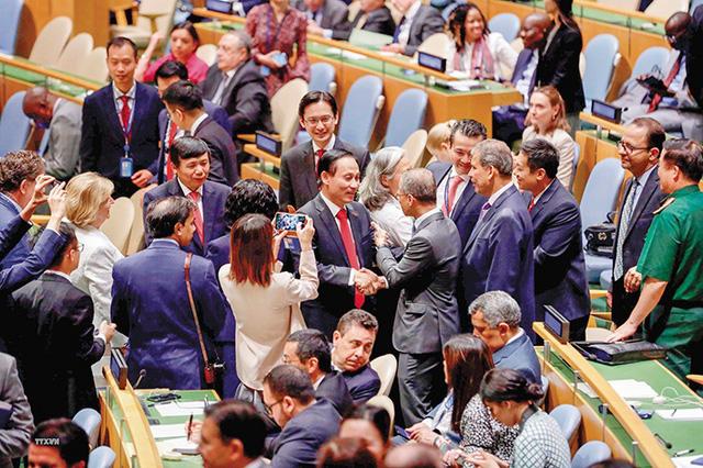Một số hoạt động đối ngoại nổi bật của Việt Nam năm 2019 - Ảnh 8.