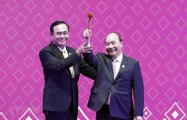 Một số hoạt động đối ngoại nổi bật của Việt Nam năm 2019 - Ảnh 9.