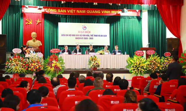 Liên Chi hội Nhà báo Bộ Văn hóa, Thể thao và Du lịch tổ chức Đại hội nhiệm kỳ 2020-2025 - Ảnh 1.