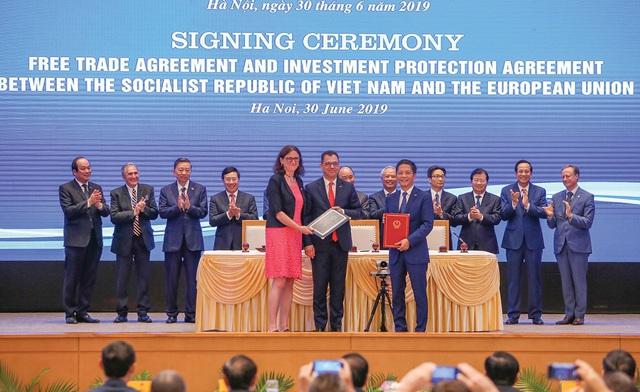 Một số hoạt động đối ngoại nổi bật của Việt Nam năm 2019 - Ảnh 5.