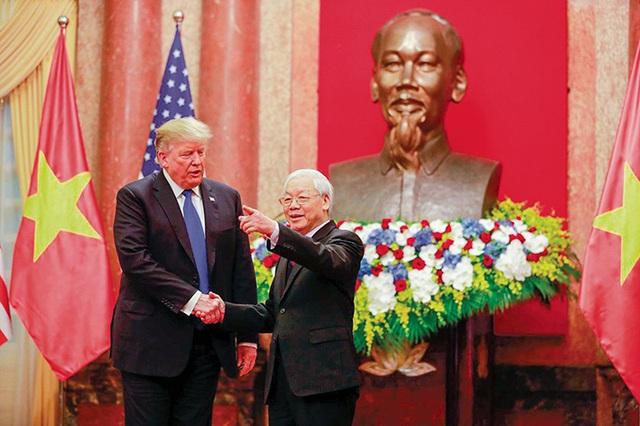 Một số hoạt động đối ngoại nổi bật của Việt Nam năm 2019 - Ảnh 2.