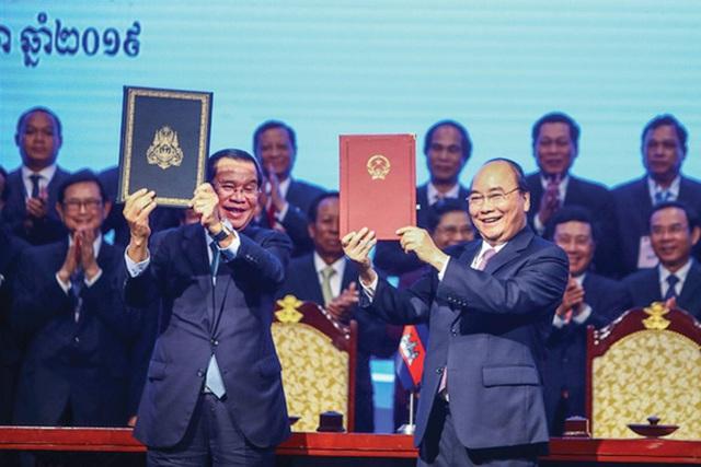 Một số hoạt động đối ngoại nổi bật của Việt Nam năm 2019 - Ảnh 7.