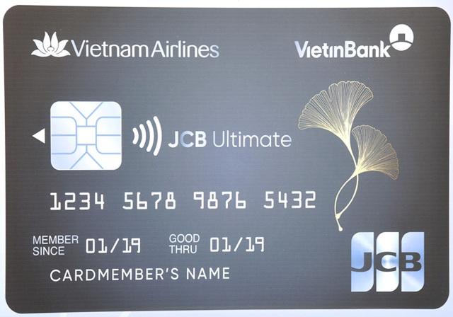 Ra mắt thẻ VietinBank JCB Ultimate Vietnam Airlines - Ảnh 2.