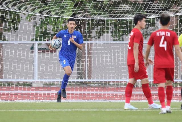 Thẳng tiến bán kết, U22 Việt Nam biến Thái Lan thành cựu vương SEA Games - Ảnh 6.