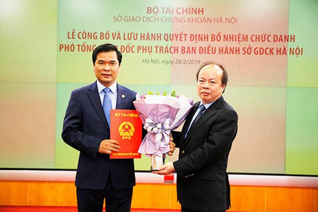 Cần sớm làm rõ việc Phó Tổng giám đốc Sở GDCK Hà Nội được bổ nhiệm thần tốc - Ảnh 1.