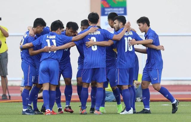 Thẳng tiến bán kết, U22 Việt Nam biến Thái Lan thành cựu vương SEA Games - Ảnh 5.