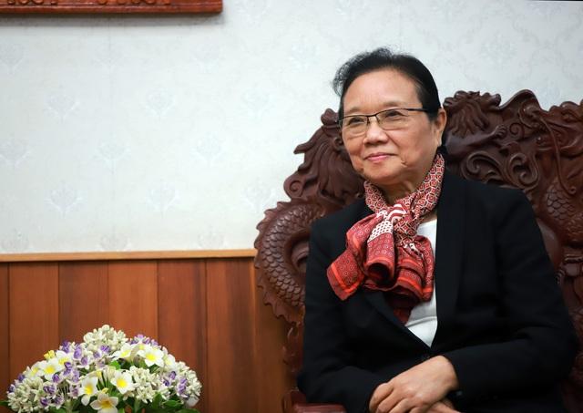 Hội đàm giữa Bộ trưởng Bộ VHTT&DL VN và Bộ trưởng Bộ GD&TT Lào. - Ảnh 3.