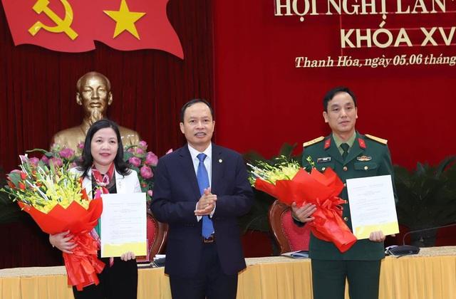 Ban Bí thư quyết định nhân sự tại Thanh Hóa, An Giang - Ảnh 1.